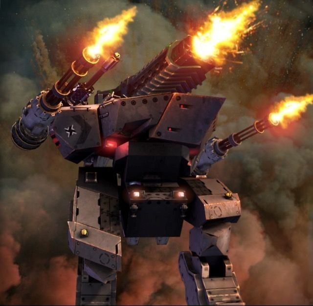 Pin En Battle Robots