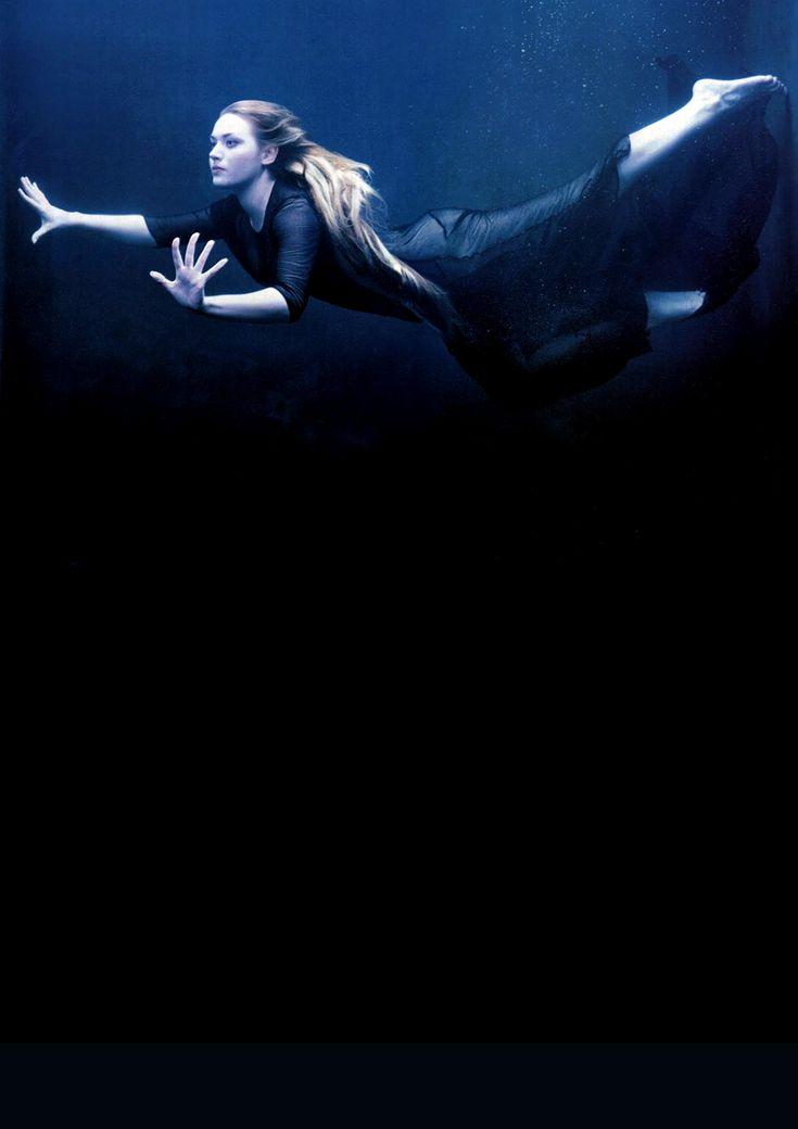Kate Winslet by Annie Leibovitz. for Vanity Fair