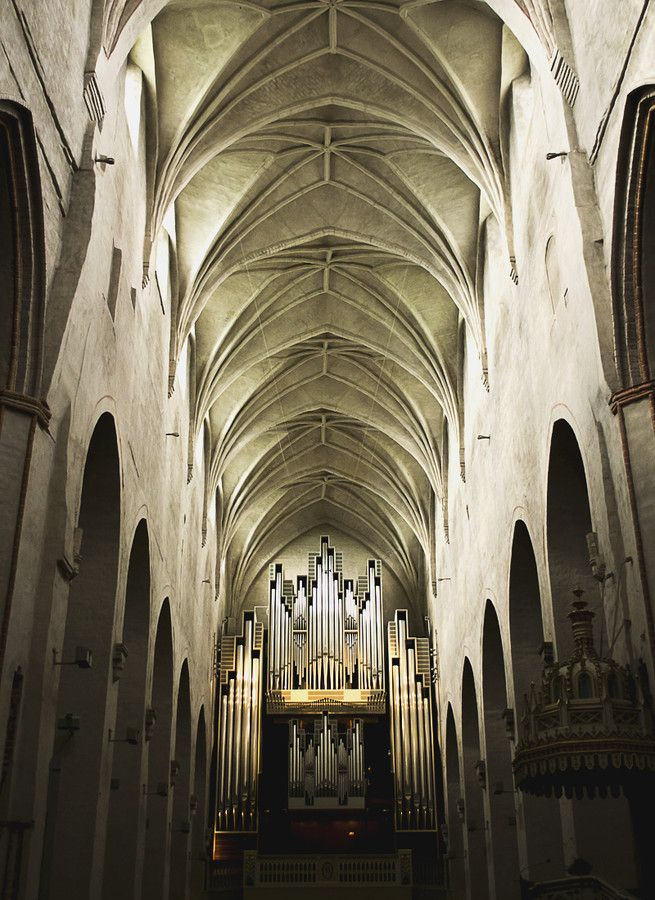 Turku Cathedral, Turku, Finland by Valeria Marelli #architecture
