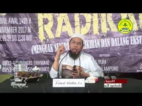 Unit2 Mengaji Ustadz Zainal Abidin,Lc Bagian 2 - YouTube