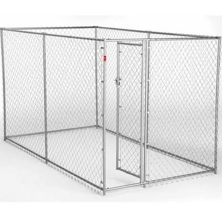chain link dog kennel - Google Search