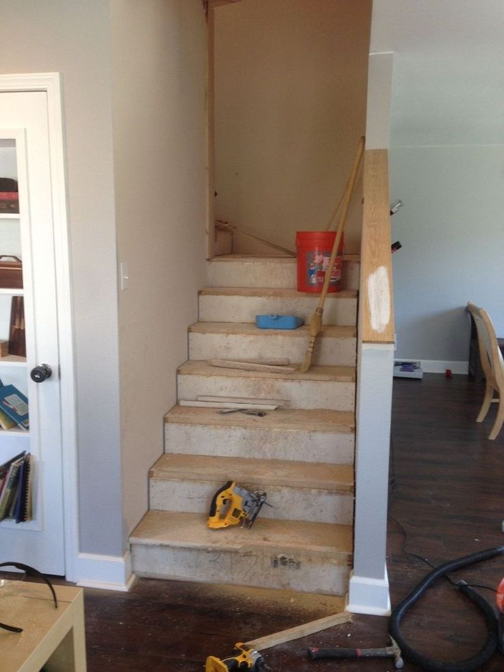 """""""We needed to redo our carpeted stairs."""" This made a huge difference"""