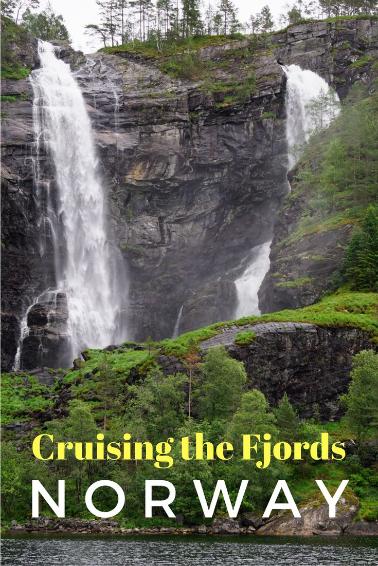 Guide and tips to doing a 4 hour cruise on the fjords from Bergen Norway, a great jump off spot for cruising this gem of Scandinavia during your travels.