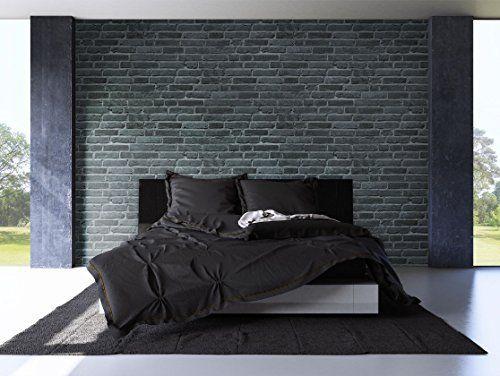 Die besten 25+ Herrenschlafzimmer Ideen auf Pinterest Männer - stein tapete schwarz wohnzimmer