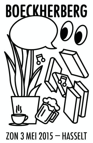 BoeckHerBergBoeckHerBerg is een evenement rond drukwerk, opgevat als een herberg vol gesprekken. Op vraag van BoeckBerg (grafisch ontwerpers Anne De Boeck & Laura Bergans) brengen een aantal genodigden hun meest inspirerende boeken of ander drukwerk mee. Wees te gast in de herberg om dit alles te bewonderen en er bovenal een gesprek rond aan te gaan. De herberg vult zich met de Amerikaans-Belgische designer Lara Berg (Base Design), grafisch ontwerper en lesgever Geoffrey Brusatto, modeon...