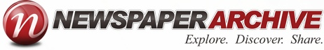 Newspaper Archive:  Access more than 120 million newspaper pages dating to 1607. The site is easy on the eye and easy to navigate. Browse newspapers by state and city, or enter names and other keywords along with desired dates and locations. Click on Help to take tutorials on using the site.