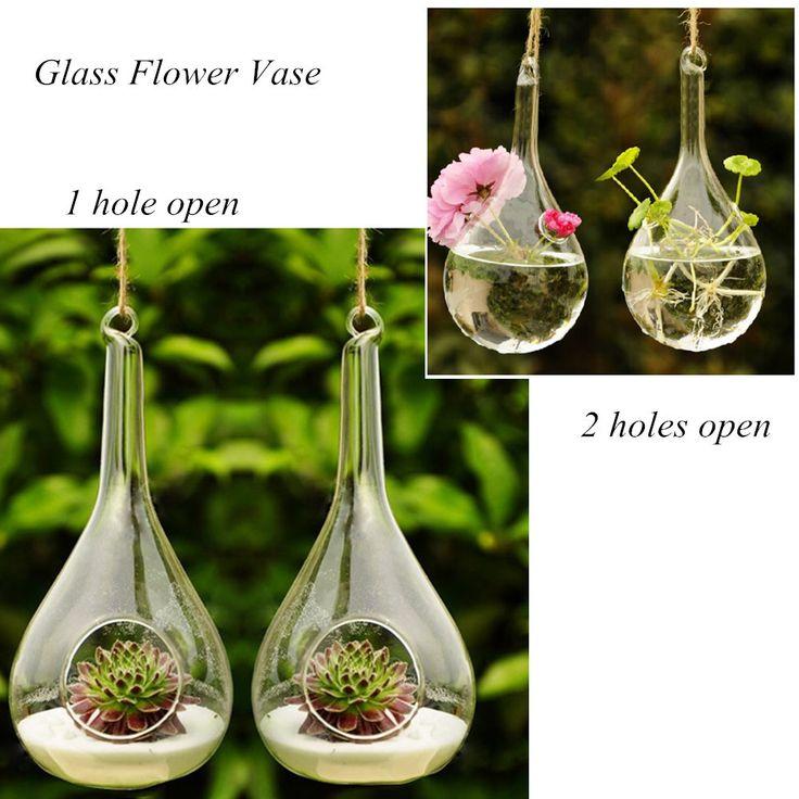 más de 25 ideas únicas sobre terrario colgante de cristal en