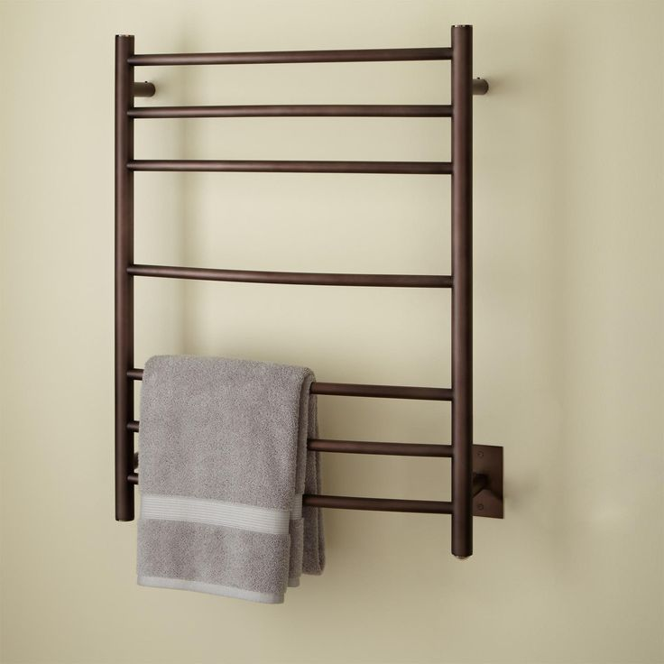"24"" Keegan Hardwired Towel Warmer - Towel Warmers - Bathroom"