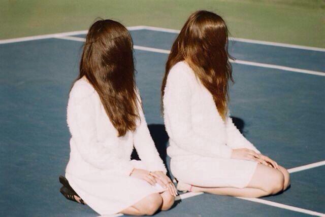 Samantha Abernathy & Cynthia Abernathy : ❝Sisters that could easily be pass off as twins❞