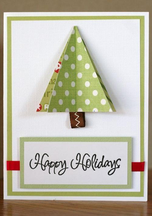 Sfizzy - DIY - Biglietti natalizi handmade