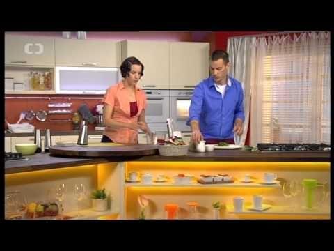 Lahodné pomazánky a k nim křupavé tyčinky - online kuchařka, Vše o vaření