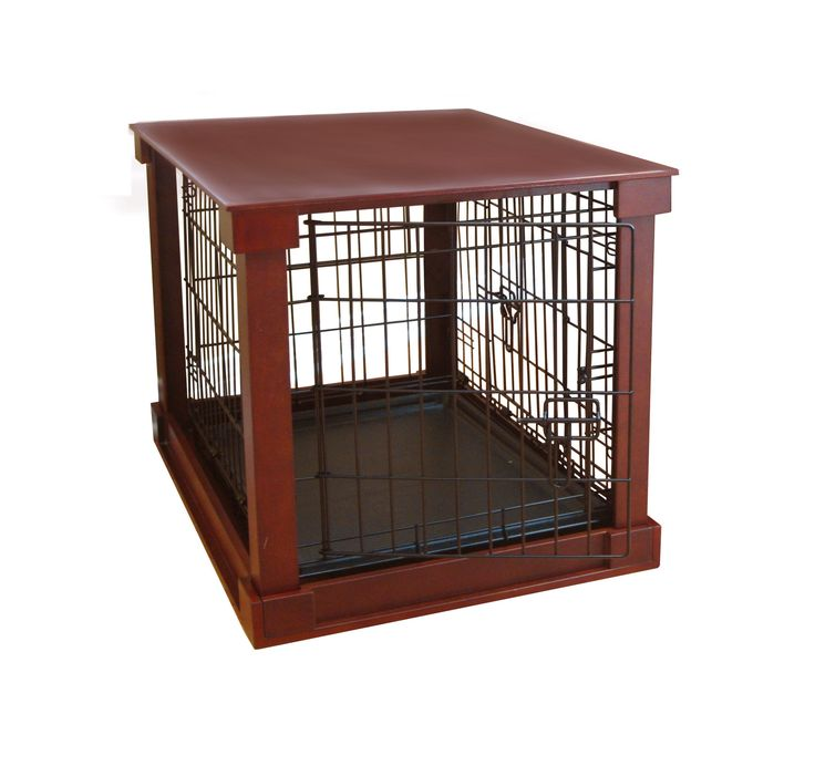 Best 25 dog crates ideas on pinterest dog crate dog for Best wooden dog crate