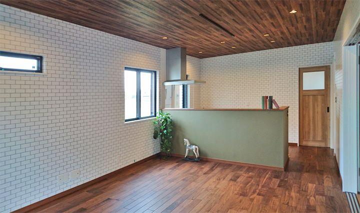 木目の天井クロス の画像検索結果 内装 デザイン 住宅