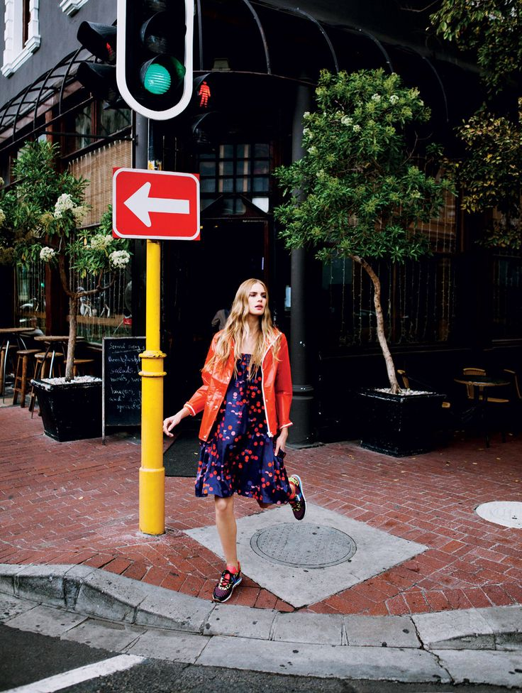 Fabulous (and South African) fashion inside this month's ELLE #StreetStyle Issue