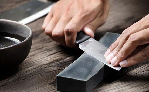 Заточка ножей: пять хитростей