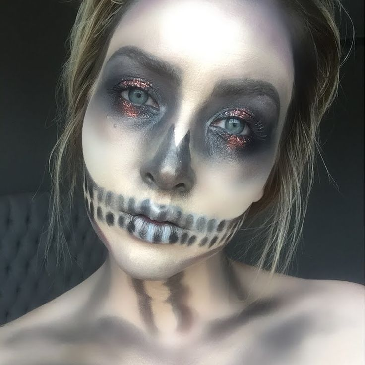 Death by Glam #HalloweenMakeupIdeas