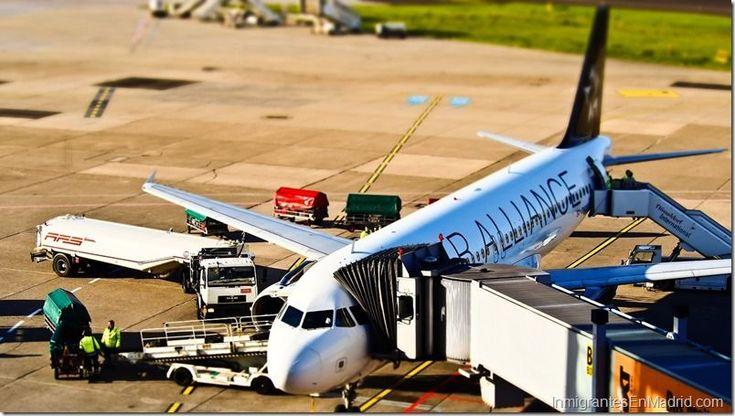 Aerolíneas por las que puedes comprar pasajes de Caracas a Madrid http://www.inmigrantesenmadrid.com/aerolineas-pasajes-avion-caracas-madrid/