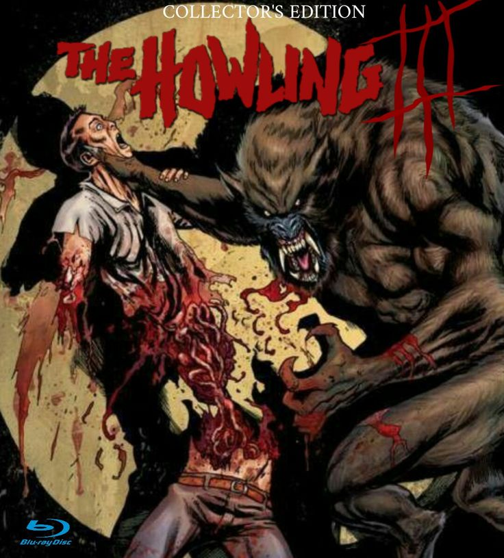 The Howling Pt 3 Horror Movie Werewolves