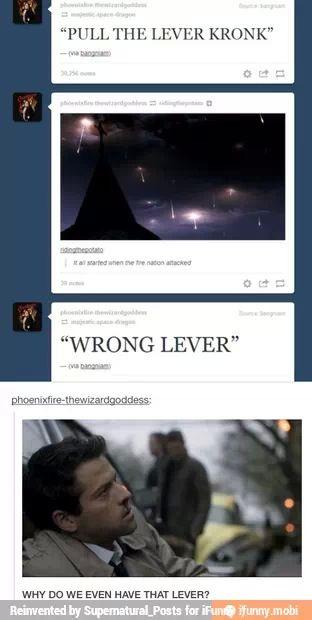 Phahahaha ... Anyone read the tag under the falling angels pic? Cause Avatar.