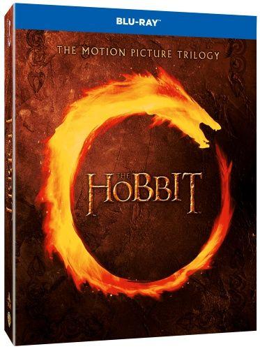 Hobbiten - Trilogien (Blu-ray) (6 disc) (Blu-ray)