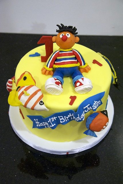 17 Best Images About Thema Cake Ernie Sesamestreet On