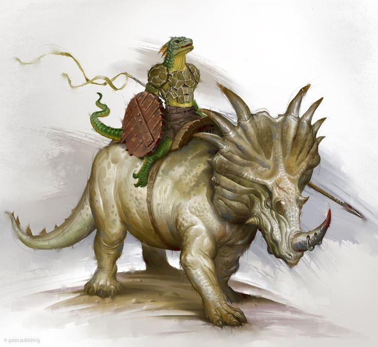 Lizardfolk1, Firat Solhan on ArtStation at http://www.artstation.com/artwork/lizardfolk1