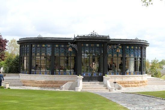 Pavillon Eiffel Château Pape Clément