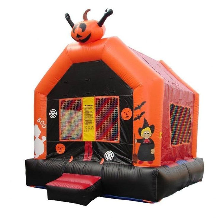 Commercial Halloween Bounce House