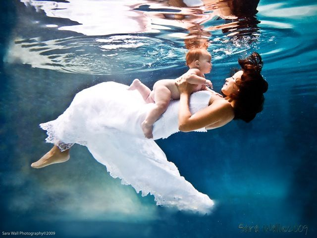Gorgeous underwater photography by Sara Wall