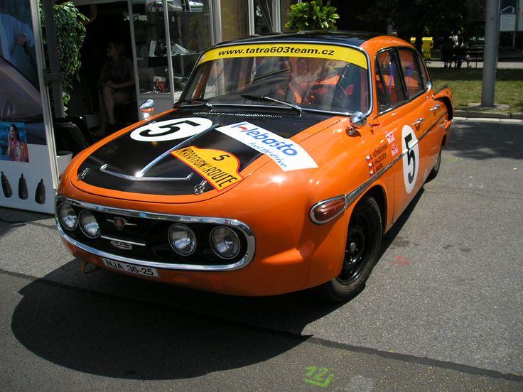 Best Tatra Images On Pinterest Race Cars