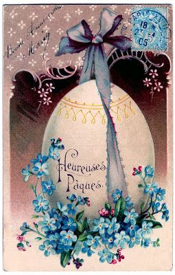 30+ Best Vintage Stock Easter Images - Free - The Graphics Fairy
