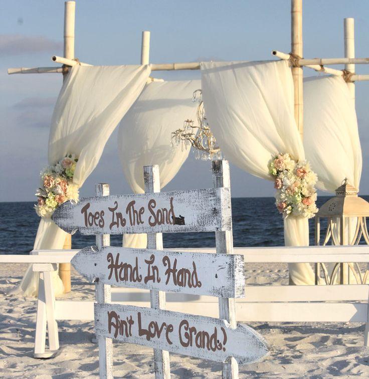 15 Best Beach Weddings Images On Pinterest