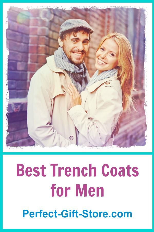 Do You Need Help Finding The Best Mens' Trench Coat? When it comes to choosing a trench coat or raincoat it's easy to think immediately of the classic beige or tan, double-breasted button-up belted long style so popular in television shows and films; the quintessential trench coat.