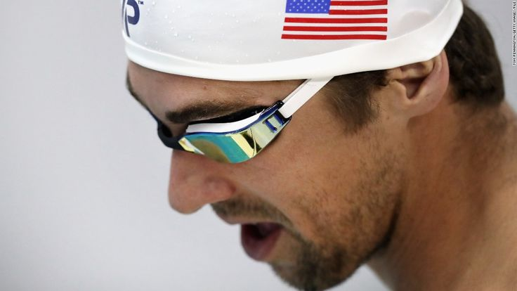 Michael Phelps: 'I am extremely thankful that I did not take my life' - CNN