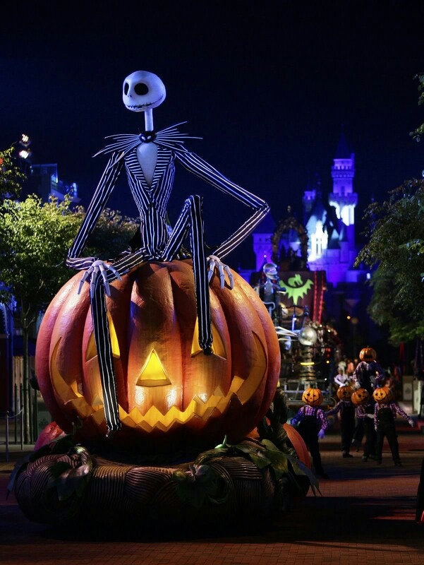 Japan's Disneyland Halloween parade. if they did the same thing in florida i'm…