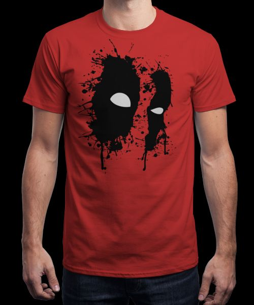 Qwertee : Limited Edition Cheap Daily T Shirts Biker T Shirts, Funny Tee Shirts, Cool Tees, Cool Shirts, T Shart, Deadpool T Shirt, Shirt Outfit, Shirt Designs, Casual Outfits