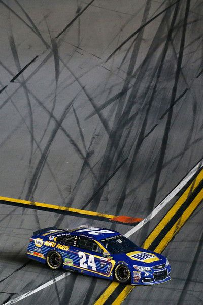 Chase Elliott Photos Photos - Chase Elliott, driver of the #24 NAPA Chevrolet, celebrates winning the Monster Energy NASCAR Cup Series Can-Am Duel 1 at Daytona International Speedway on February 23, 2017 in Daytona Beach, Florida. - Monster Energy NASCAR Cup Series Can-Am Duel