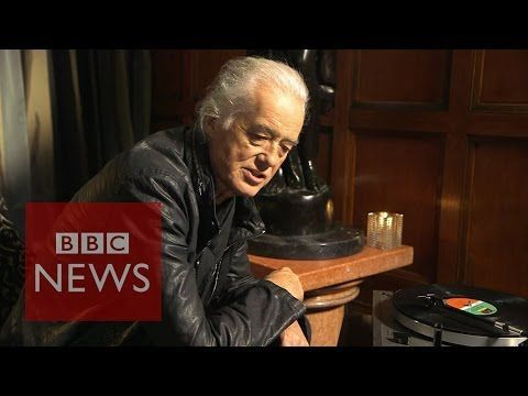 """Jimmy Page Tells the Story of """"Stairway to Heaven"""": How the Most Played Rock Song Came To Be 