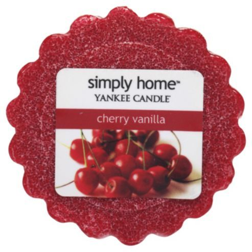 Yankee Candle Melt, Cherry Vanilla