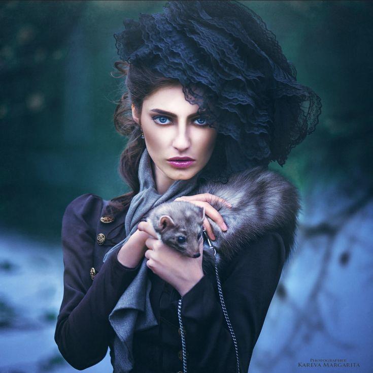 Russian Fairy Tale Photographer, Inspiration, Photography, Margarita Kareva, Artnaz.com