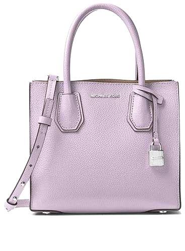 62de8a5bac56 MICHAEL Michael Kors Studio Mercer Medium Leather Messenger leather  handbags and purses