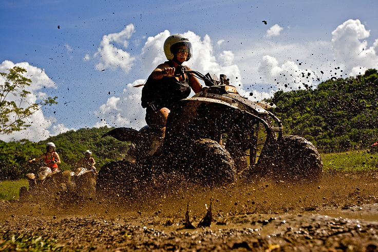 Find your adventurous side! Embrace the twists and turns and jump feet first into the thrill of a lifetime.   Discover a plethora of adventure tours in #Jamaica at @Toni Presnall Routes Caribbean Adventures