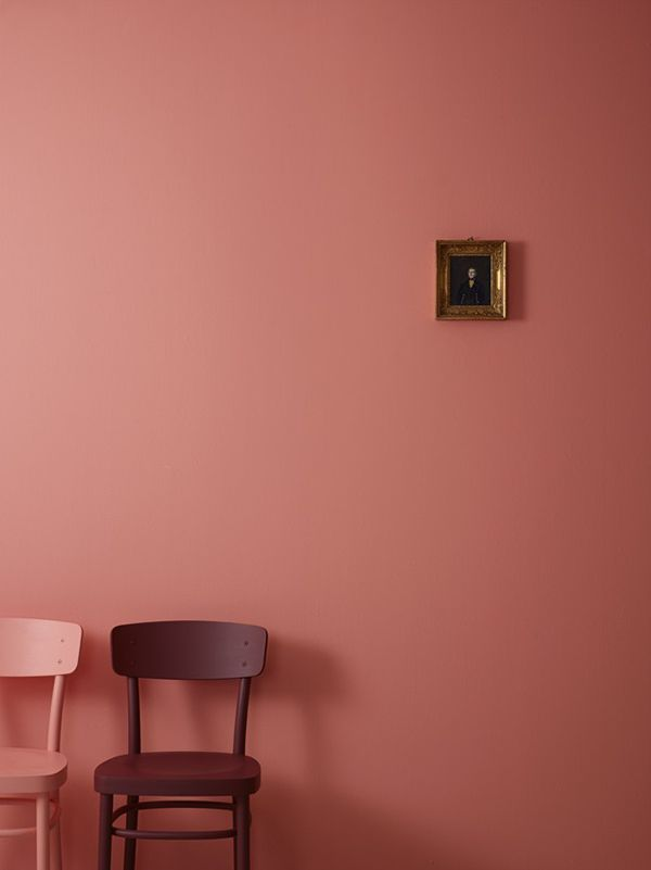 Color of the Earth: Clay -- one shadeof adobe brick. LADY Pure Color | Butterfly