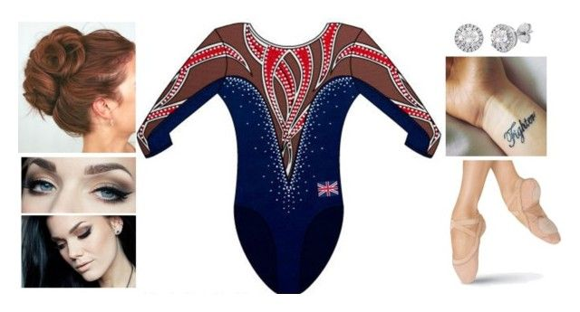 """""""Good Luck Great Britain! - Olympic Games Series"""" by teodoramaria98 ❤ liked on Polyvore featuring By Emily and Bloch"""