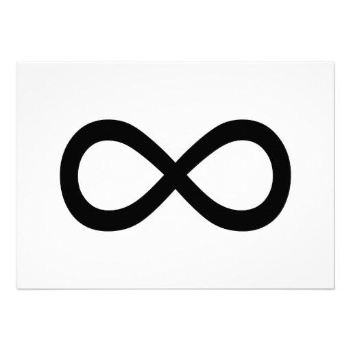 Imagenes De Tatuajes Infinito Y Su Significado: Significado Infinity Simbolo 17 Mejores Ideas Sobre S 237