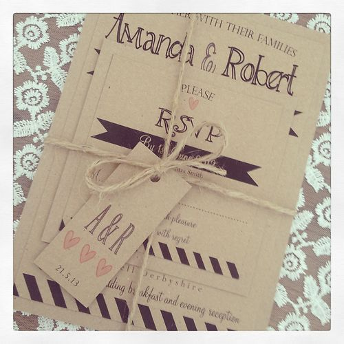 Cheap Shabby Chic Wedding Invitations: 17 Best Images About Quirky Vintage Wedding Stationary