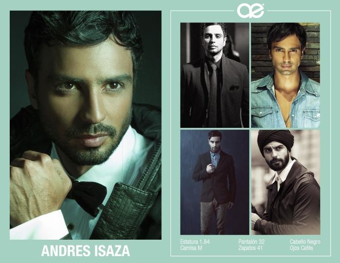 ANDRES ISAZA