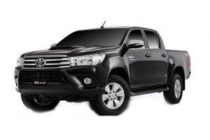 Harga Toyota Hilux Bali