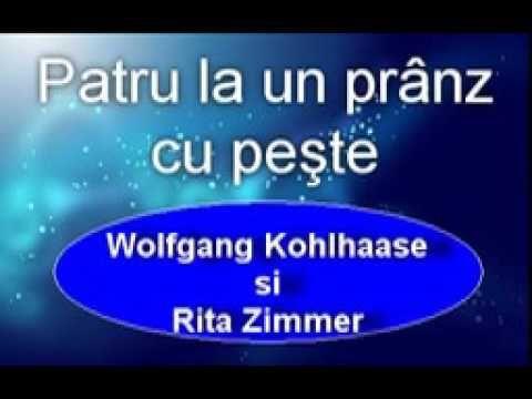 Patru la un prânz cu peşte Teatru radiofonic de Wolfgang Kohlhaase si Ri...