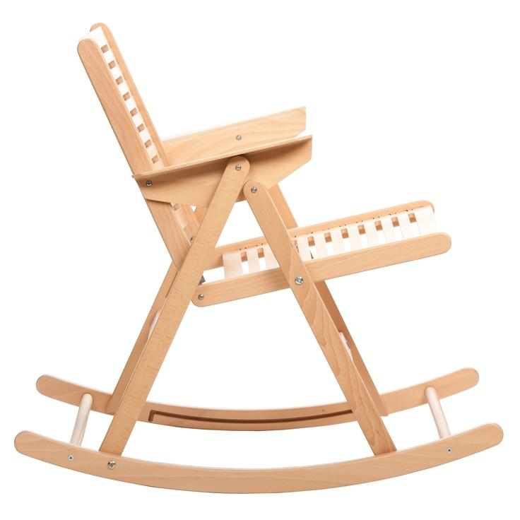 Rex rocking chair (1956) by Niko Kralj    www.rex-kralj.com